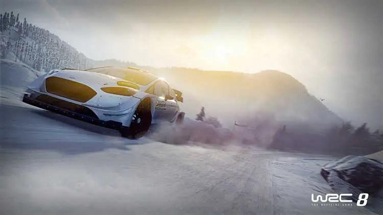 WRC 8 Announcement Trailer