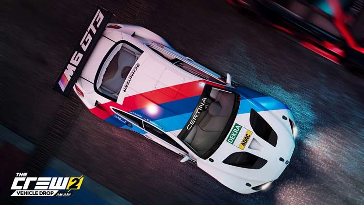 The Crew 2's new vehicle drop brings more BMW and Mercedes cars