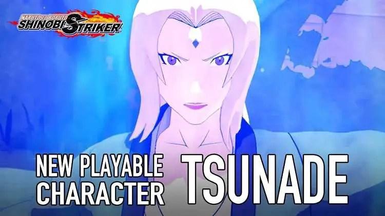 Naruto to Boruto: Shinobi Striker Tsunade DLC