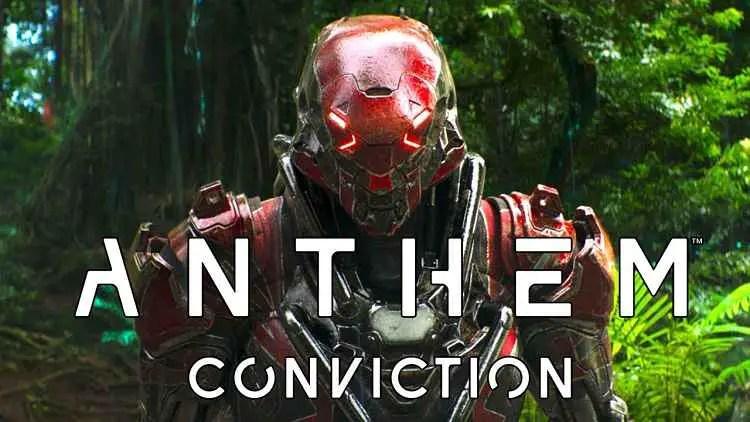 Conviction - Live-action Anthem Trailer