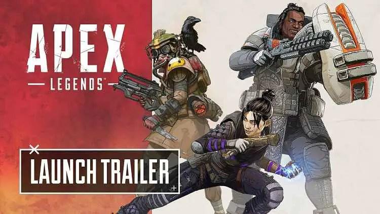 Apex Legends Launch Trailer