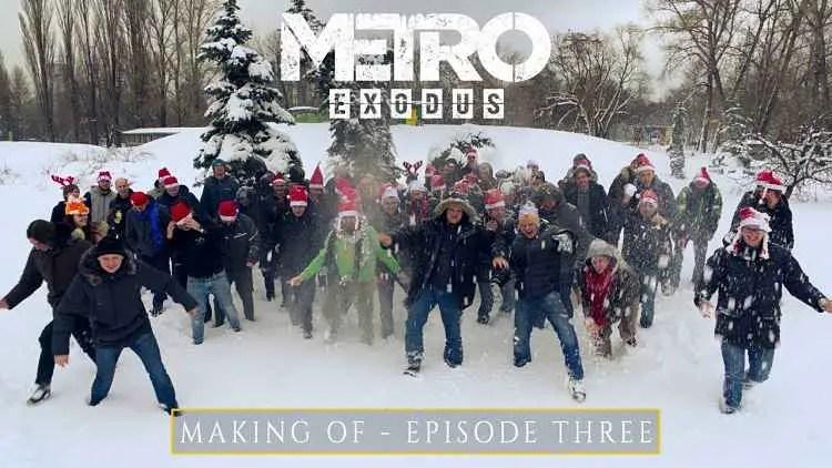 Making Of Metro Exodus - Part Three