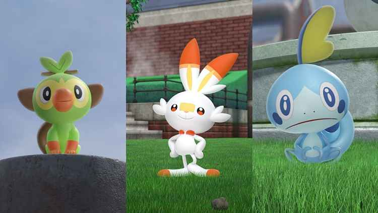Pokemon Sword and Shield Revealed for Nintendo Switch