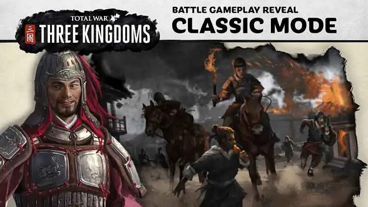 Total War: Three Kingdoms Records Mode