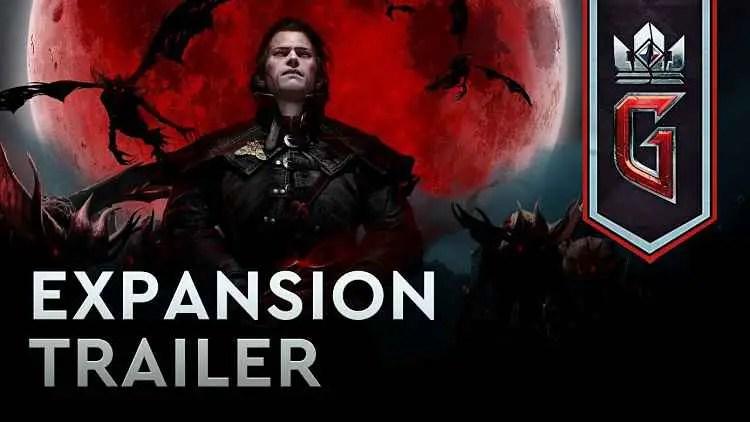GWENT: Crimson Curse Trailer