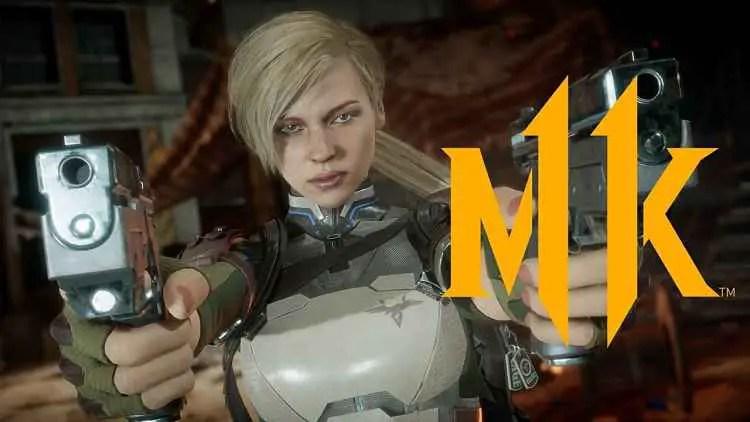 Mortal Kombat 11 Cassie Cage Reveal Trailer