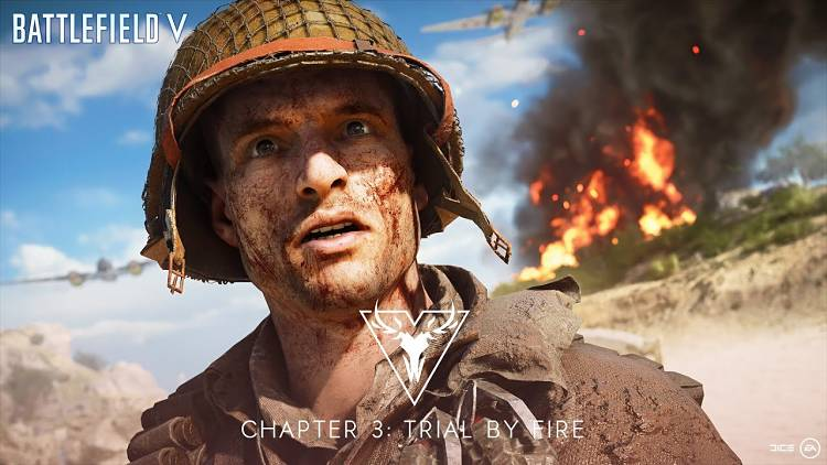 Battlefield V Releases New Mercury Map