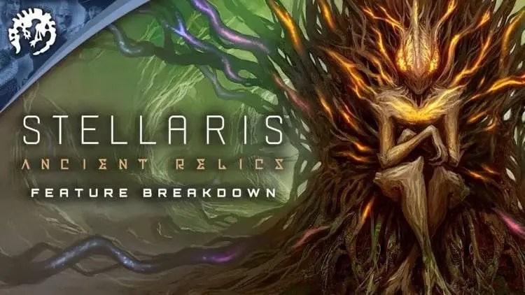 Stellaris Ancient Relics Story DLC