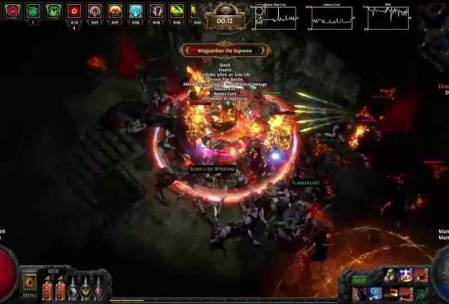 Righteous Fire Chieftain Build Guide