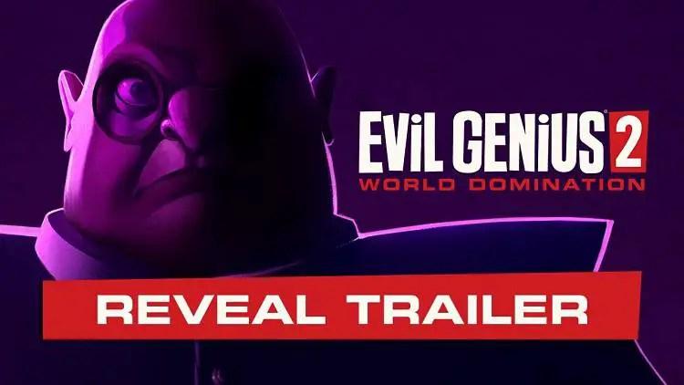 Evil Genius 2: World Domination Announced