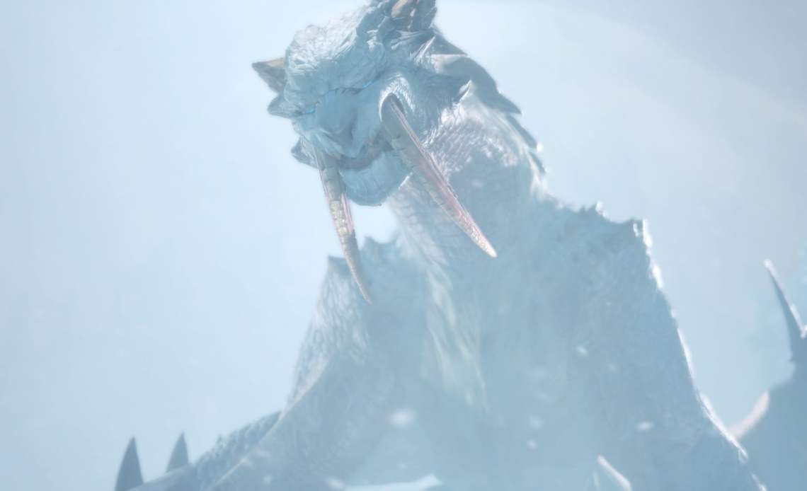 Monster Hunter World Iceborne Tigrex