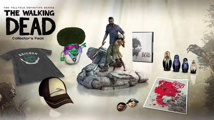 The Walking Dead: The Telltale Definitive Series Release Date