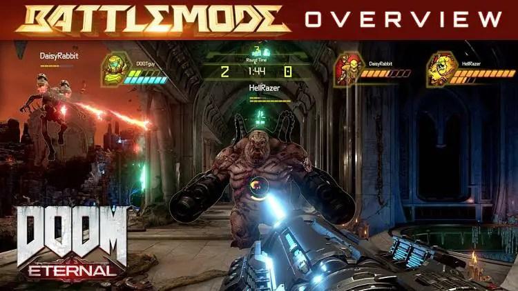 DOOM Eternal Battle Mode Trailer 2