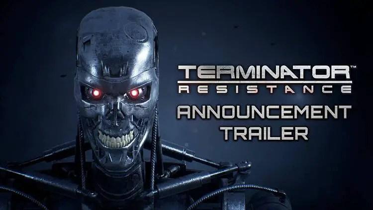 Terminator: Resistance Release Date