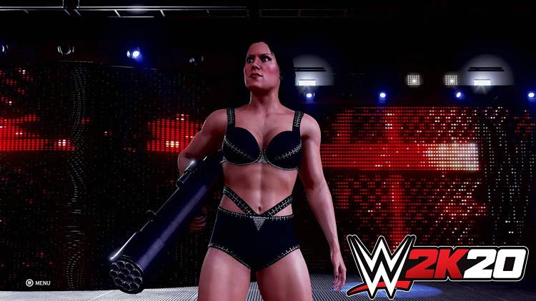 WWE 2K20 Chyna Entrance