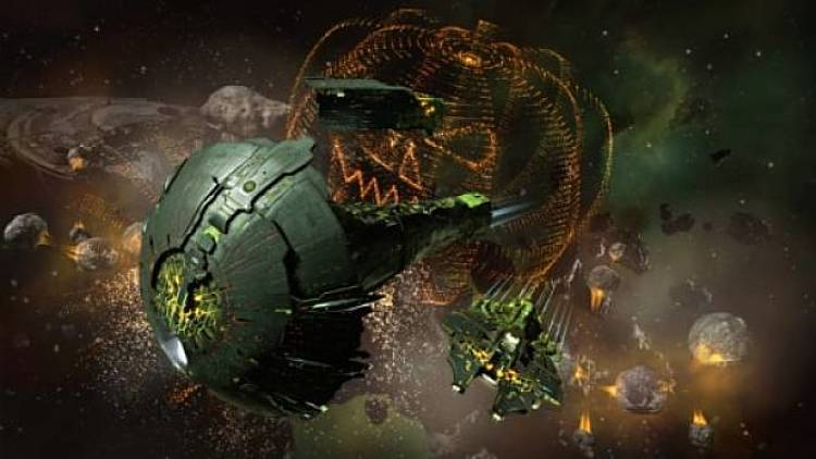 EVE Online Halloween Event Explained