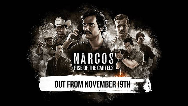 Narcos: Rise of the Cartels Release Date