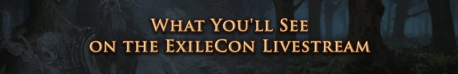 What to Expect from the Exilecon Livestream