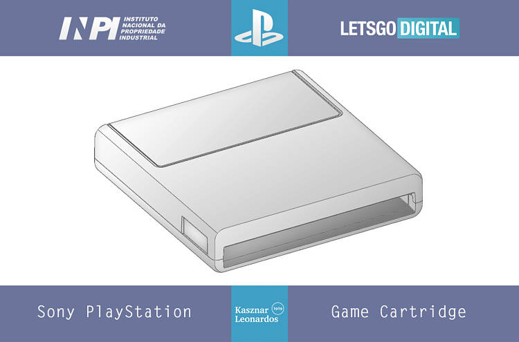 Sony submits patent for a new PS5 cartridge