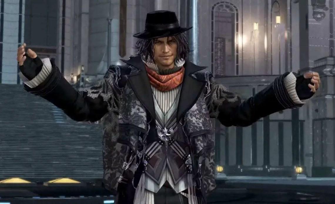 Dissidia Final Fantasy NT Gets New Trailer Showing Ardyn