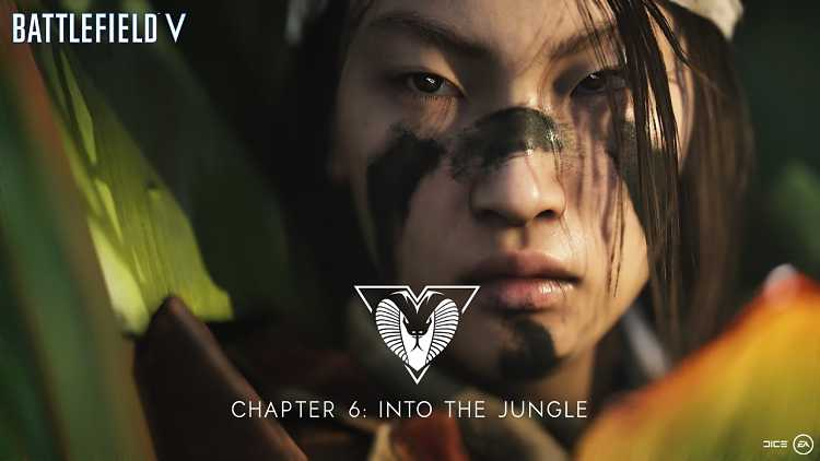 Battlefield V Into the Jungle