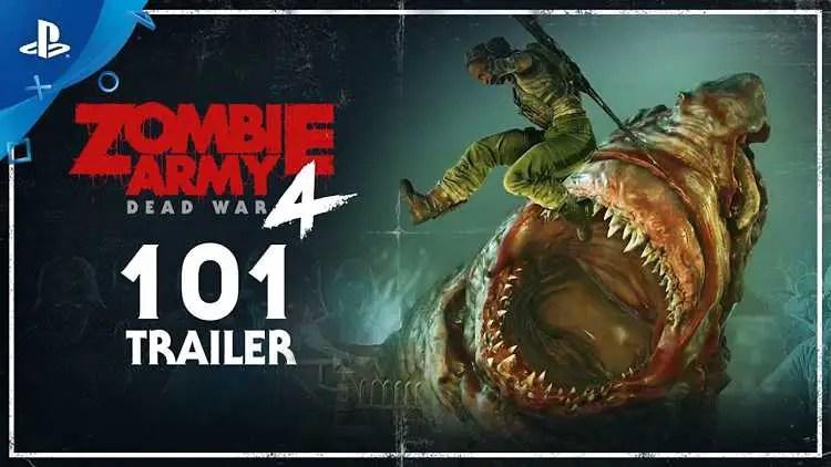 Zombie Army 4: Dead War 101 Trailer