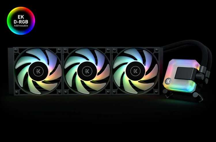 EK teases new EK AIO cooler