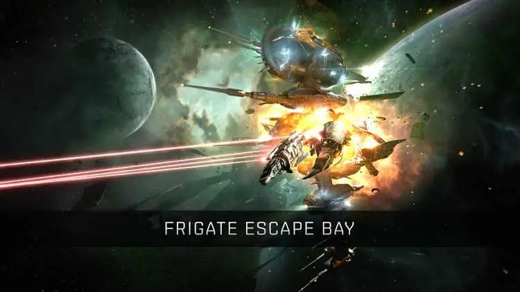 Frigate Escape Bay