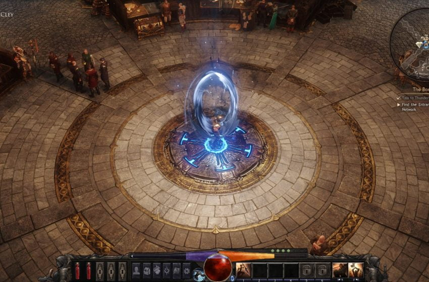 How to fast travel in Wolcen: Lords of Mayhem