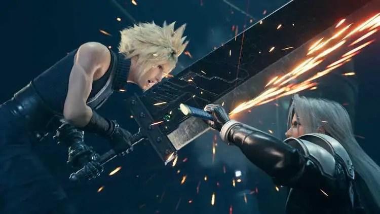 Final Fantasy VII Remake Hollow Trailer