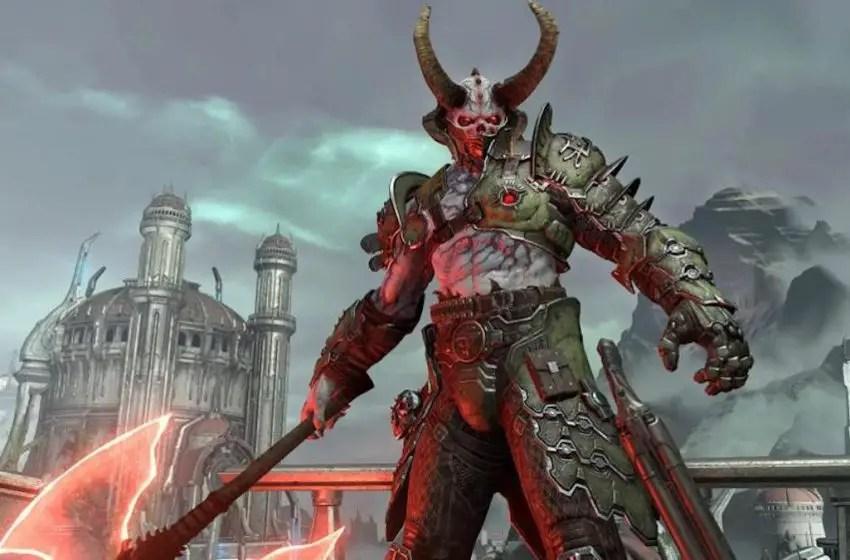 How to kill marauders in Doom Eternal