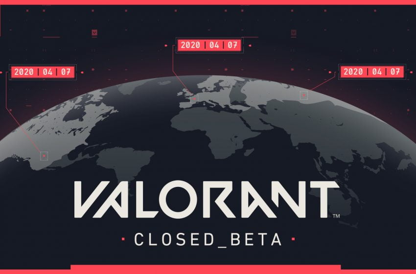 How to get access to the Valorant closed beta