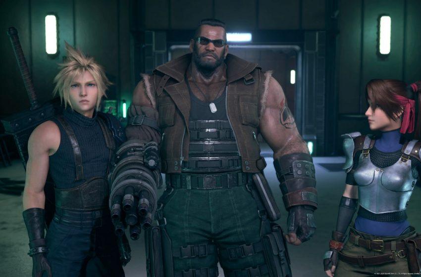 How to change attack shortcuts in Final Fantasy VII Remake Demo