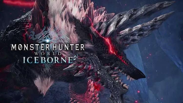 Monster Hunter World Update 12.11.00 adds Safi'Jiiva and Stygian Zinogre