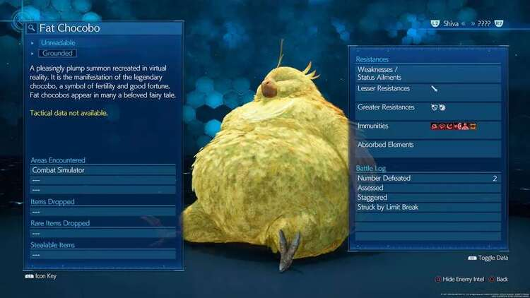 How to beat Fat Chocobo