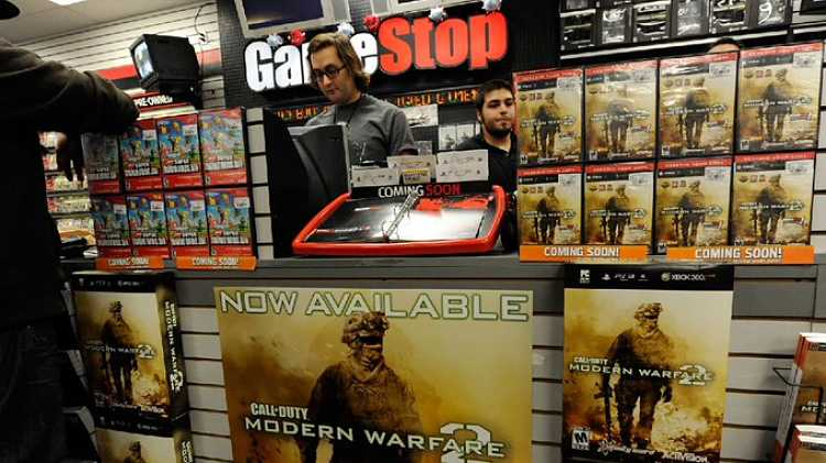 GameStop Reopens Amid COVID-19 Pandemic