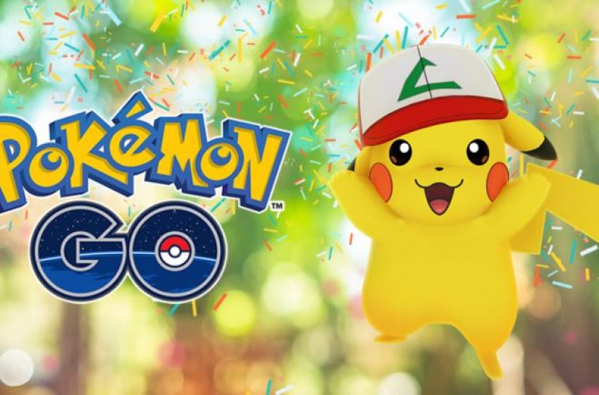 How to get a Pikachu wearing a Charizard, Umbreon, Rayquaza, and Lucario hat in Pokémon Go