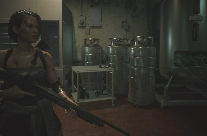Where to find the battery pack in Resident Evil 3 Remake
