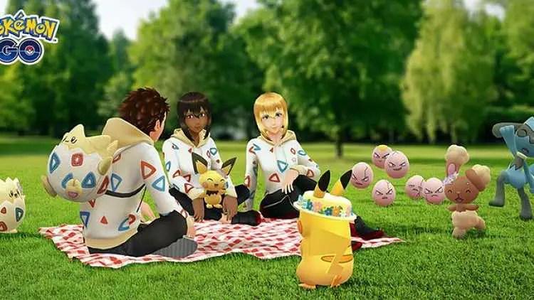 Pokémon Go Spring Event 2020
