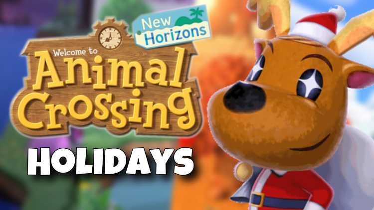 Animal Crossing New Horizons events for May and June 2020