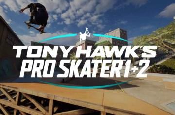 Tony Hawk's Pro Skater 1+2 next-gen ports are coming
