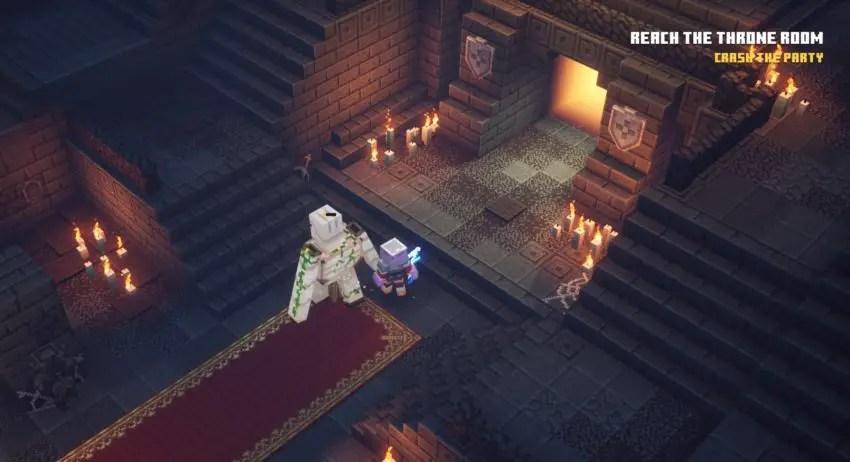 How to unlock Underhalls in Minecraft Dungeons