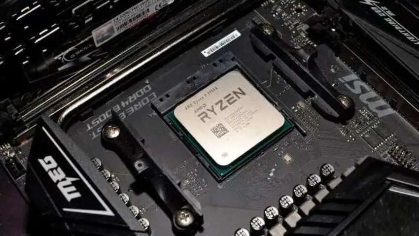 Ryzen 2 3750X and 3850X