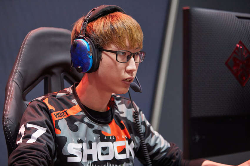 """Park """"Viol2t"""" Min-ki has been fined and suspended"""
