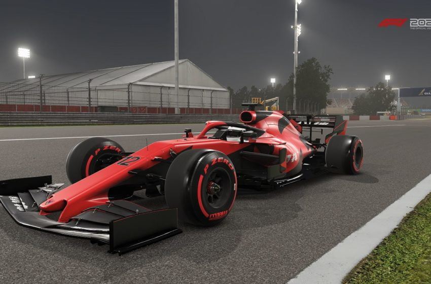 Guide to flashbacks in F1 2020