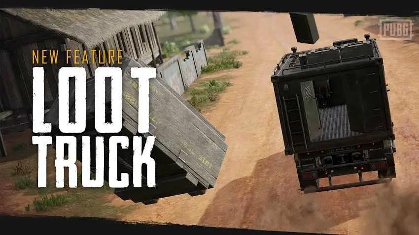 PUBG Season 8 shows off loot trucks in new trailer