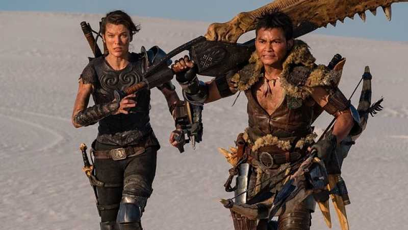 Monster Hunter movie has been delayed to 2021