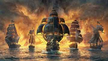 Skull and Bones Delayed Yet Again to 2022