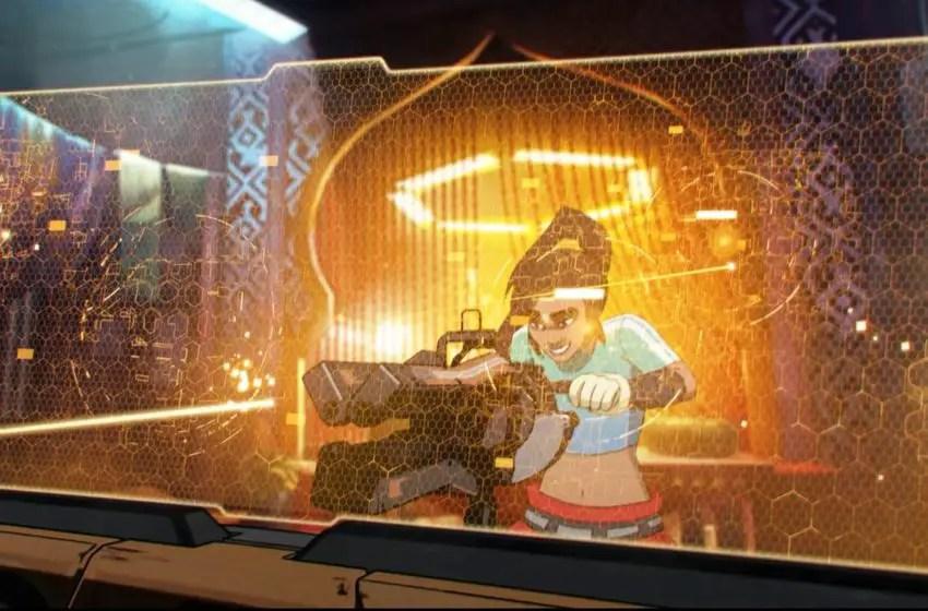 Apex Legends Rampart Backstory Video