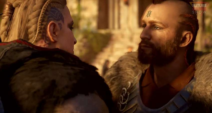 Assassin's Creed Valhalla Mythical Beasts Trailer